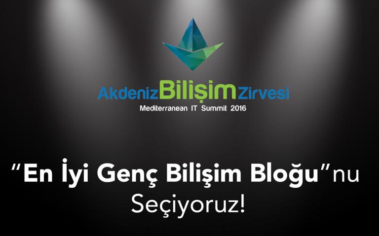 En İyi Genç Bilişimci Blogu