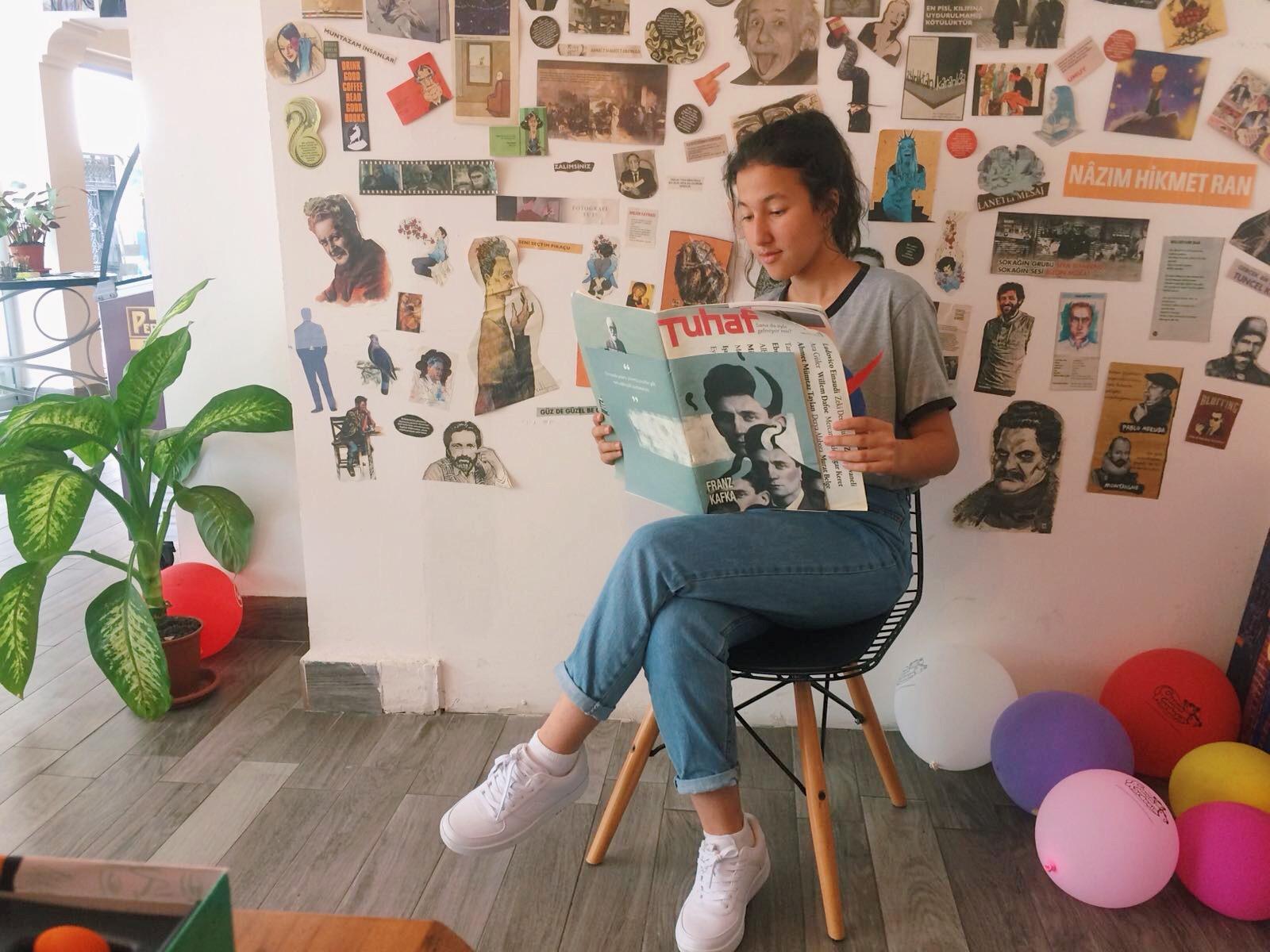 Blog Röportajları – Berna Oduncu