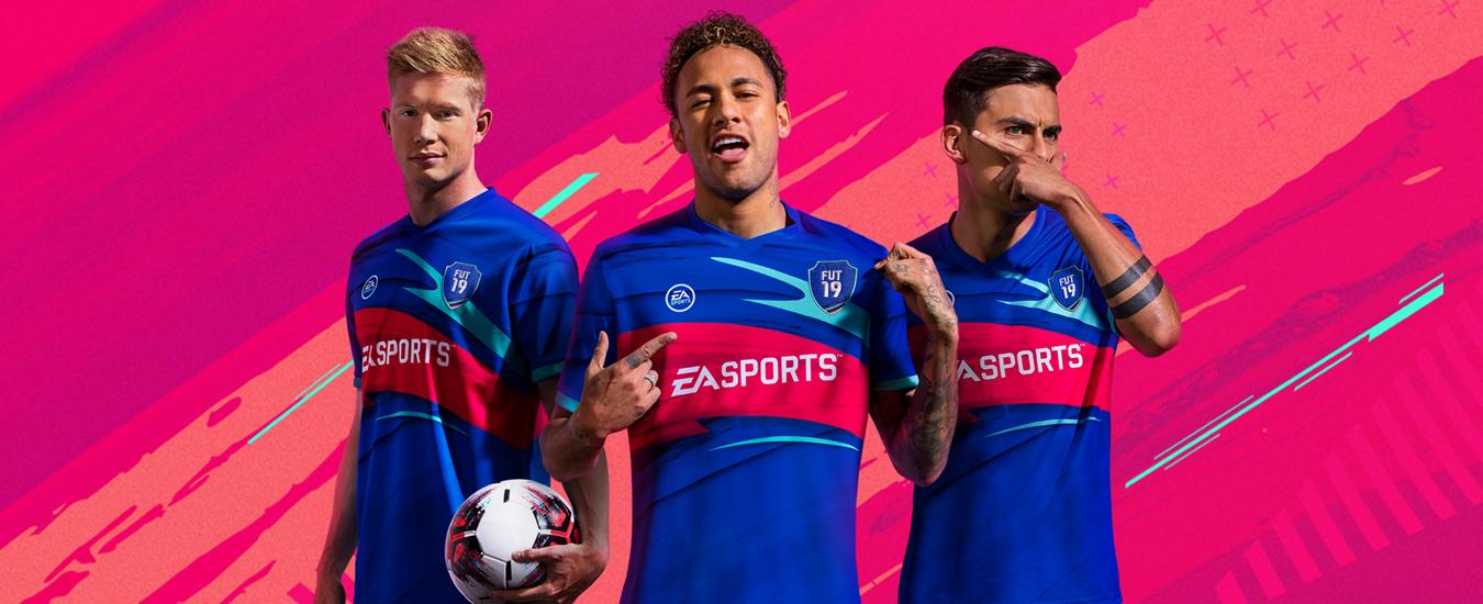 FIFA 19 Oynadım